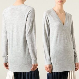 Theory Delrina Preen Wool Blend Sweater